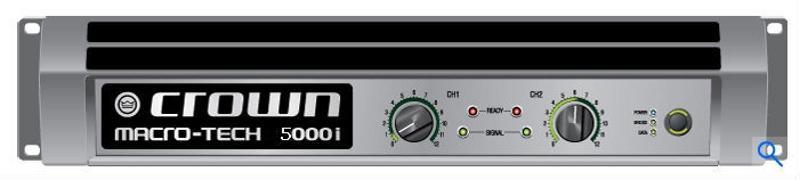 Power Amplifier Crown Macro Tech : crown macro tech 5000i power amplifier pro audio superstore ~ Russianpoet.info Haus und Dekorationen