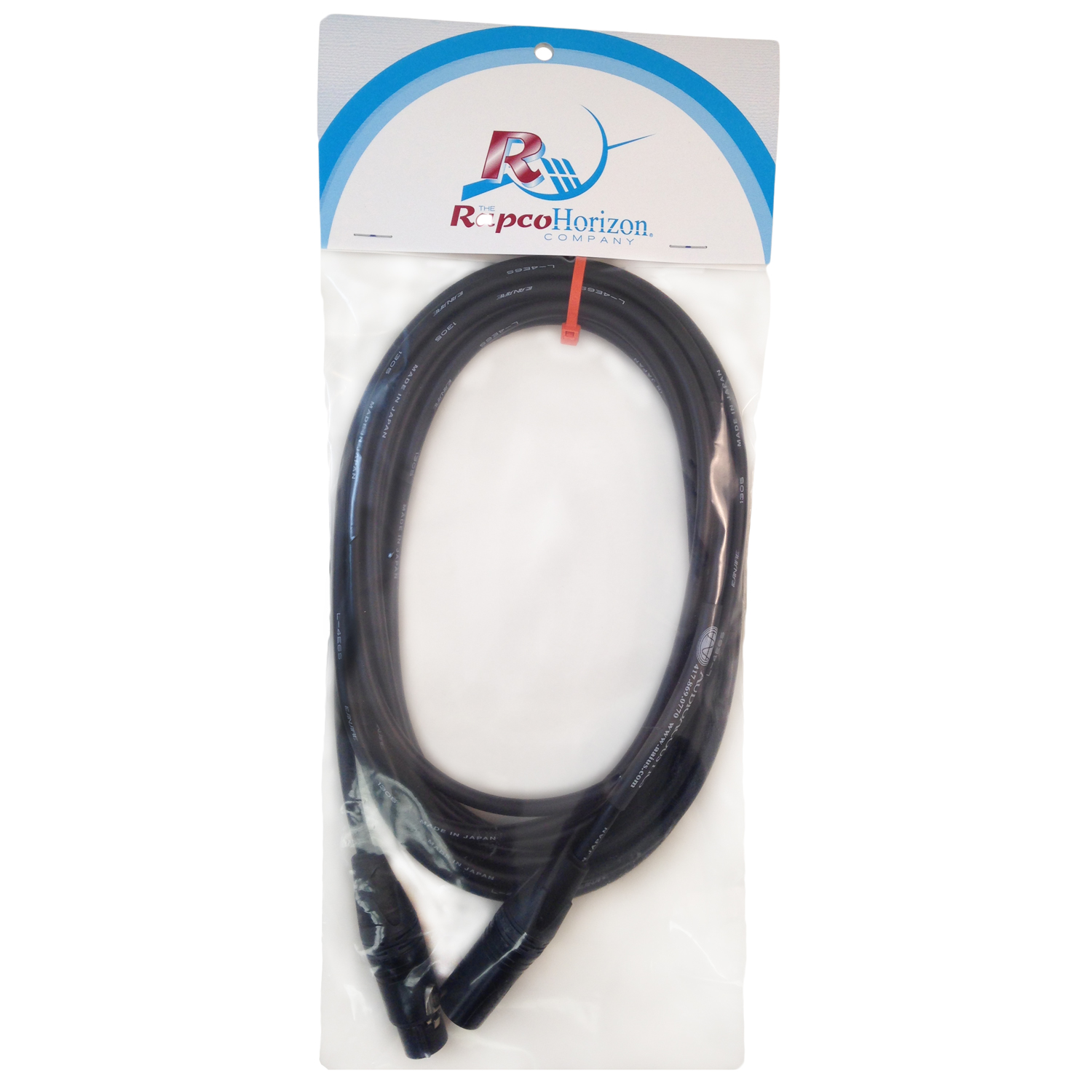Horizon CAN15FM 15 ft. Microphone Cable | Pro Audio Superstore