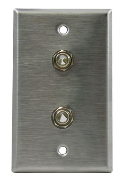 Horizon Wp1018 Wall Plate Pro Audio Superstore