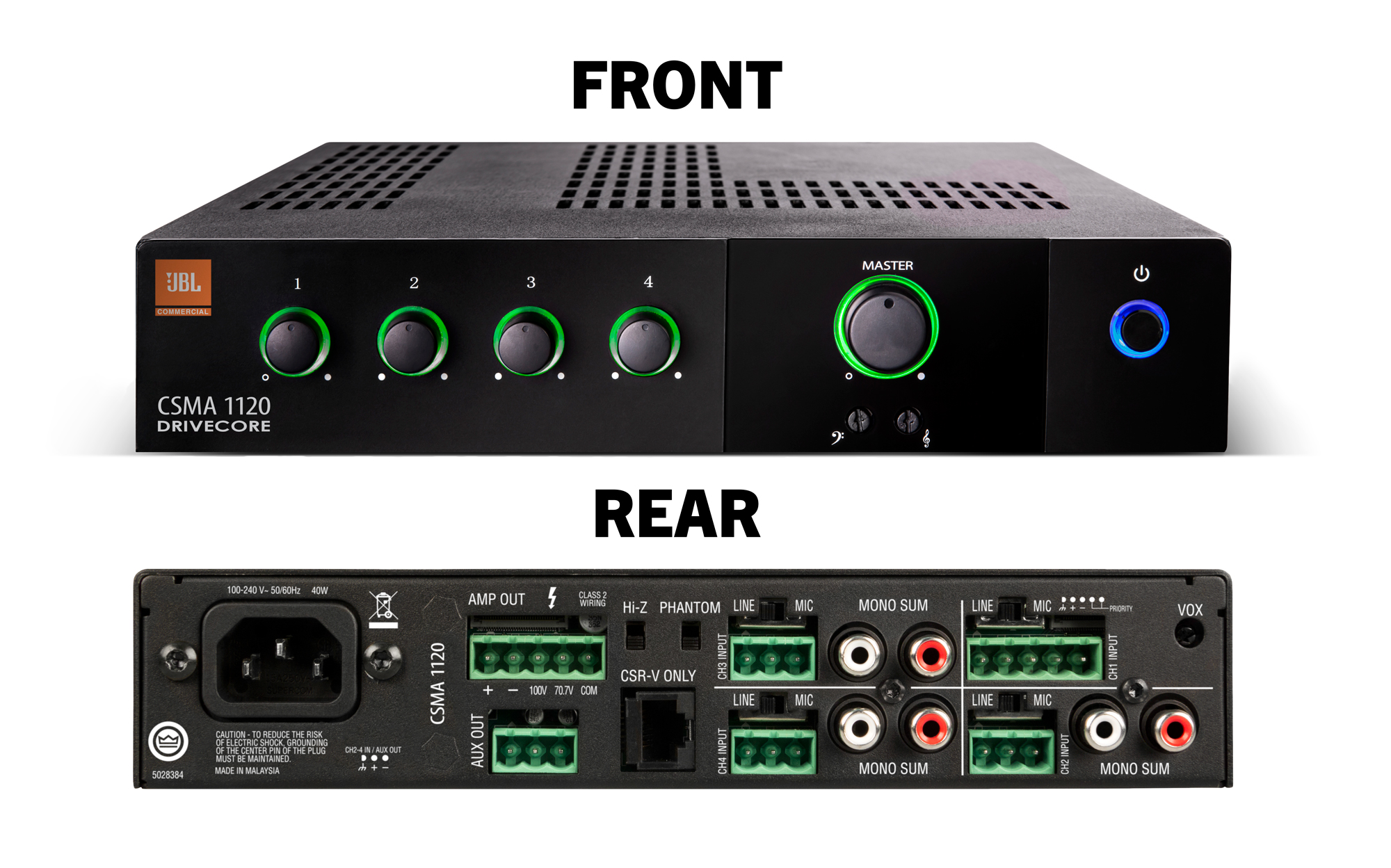 Small Office Sound System Package Pro Audio Superstore