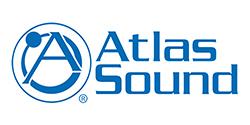 Atlas Sound SM42T-WH 4-inch 2-Way 16W Weather-Resistant Surface Speaker (Black) Authorized Dealer: