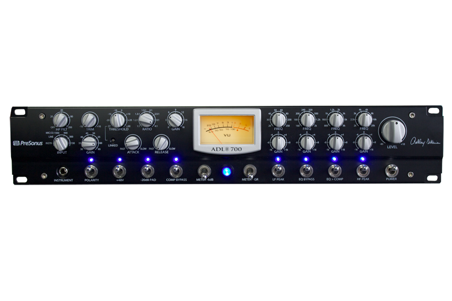 Photo of Presonus ADL 700 Preamplifier/Channel Strip
