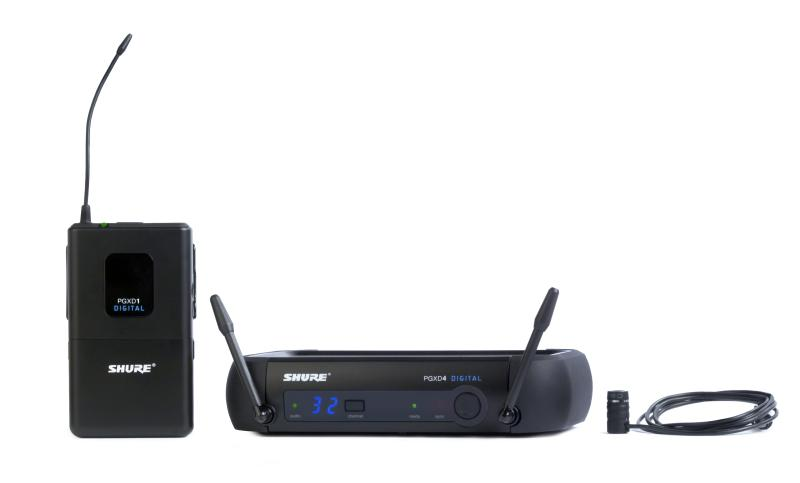 Shure PGXD14/85 Wireless Microphone System