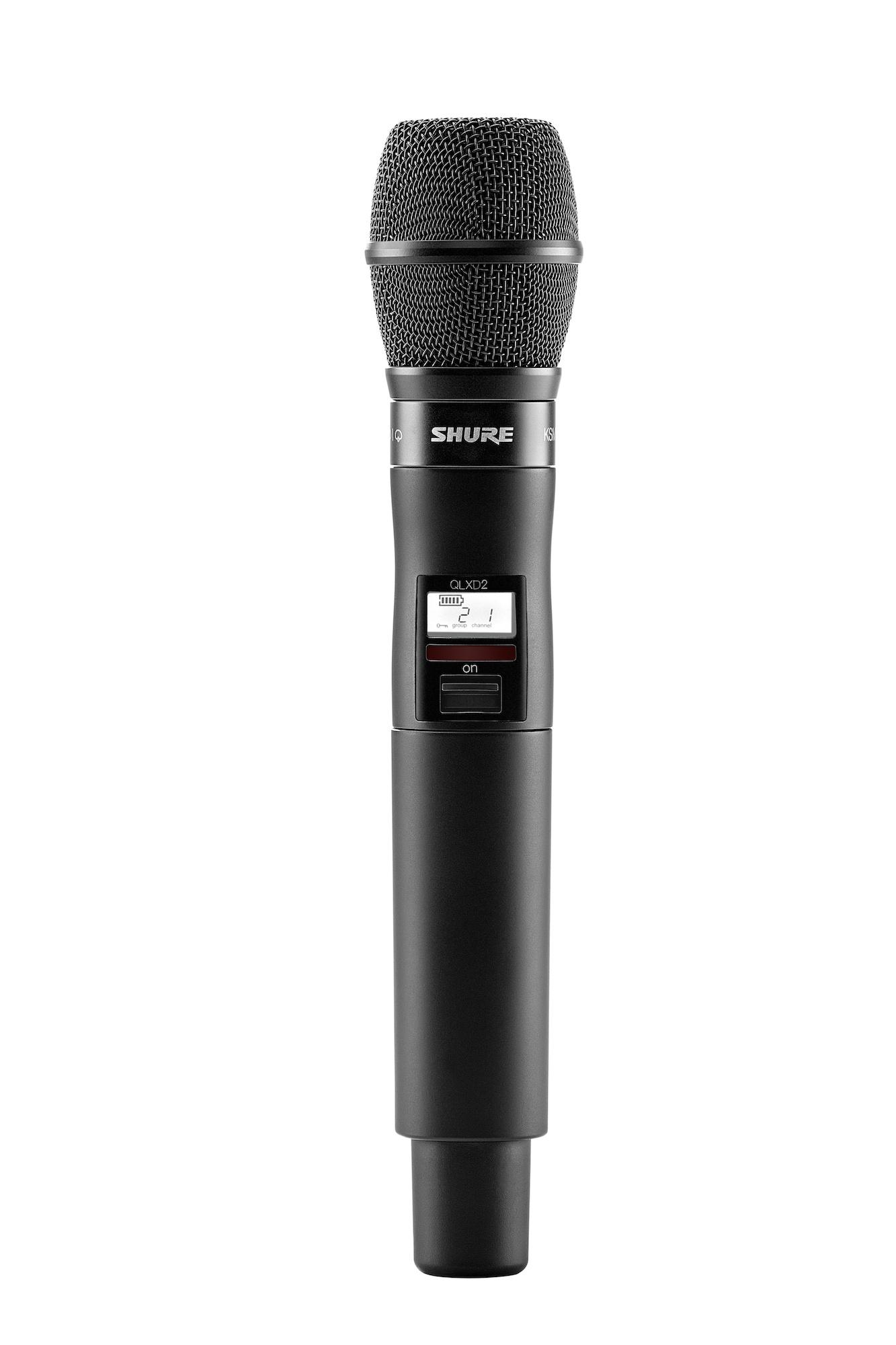 Handheld Wireless Microphone Transmitter : shure qlxd2 ksm9 handheld wireless microphone transmitter pro audio superstore ~ Hamham.info Haus und Dekorationen