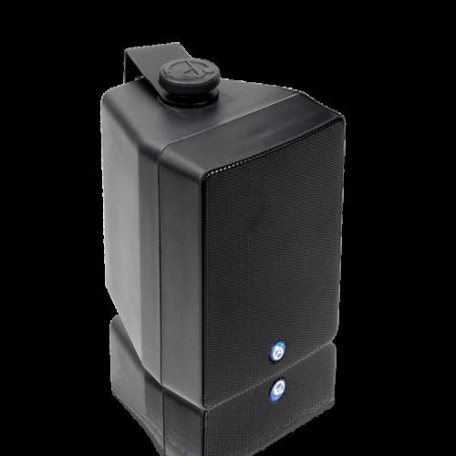 <h5>Atlas Sound SM42T-WH 4-inch 2-Way 16W Weather-Resistant Surface Speaker (Black)</h5>