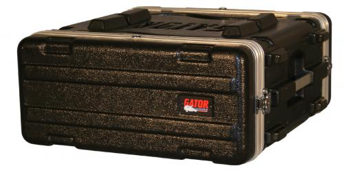 <h5>Gator Cases GR4L (4RU) Standard Rack Case</h5>