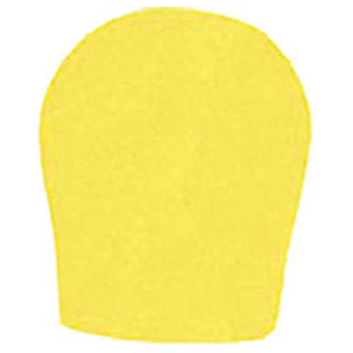 <h5>Windtech 300 Series Windscreens 1-3/8 inch Diameter (Yellow)</h5>