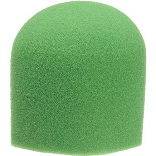 <h5>WindTech 900 Series Microphone Windscreen - 1-5/8 inch Inside Diameter (Green)</h5>