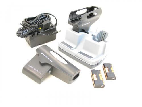 <h5>Sennheiser Drop-In Rechargeable Battery Kit for Evolution Wireless Systems</h5>