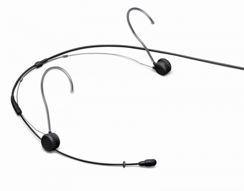 <h5>Shure TwinPlex TH53 Omnidirectional Subminiature Headset</h5>