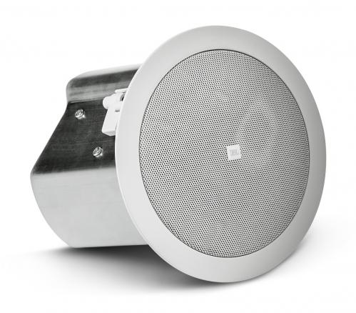 <h5>JBL Control14C/T 4-inch Coaxial In-Ceiling Speaker (Pair/White)</h5>