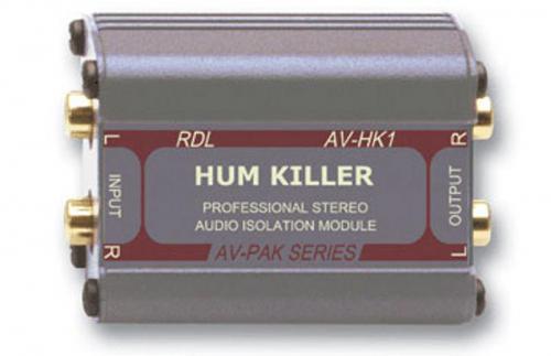 <h5>RDL AV-HK1 Stereo Transformer</h5>