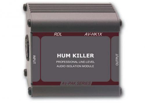 <h5>RDL AV-HK1X Hum Killer</h5>