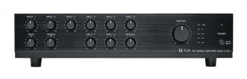 <h5>TOA A724 Amplified Mixer (240W)</h5>