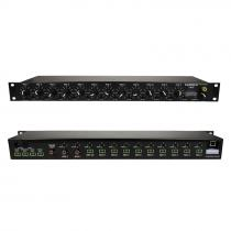 ACI-Applicad VGM1041 12-Channel Digital Automatic Mixer with DSP & Parametric EQ