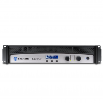 Crown Audio CDi 1000 Two-Channel Commercial Amplifier (500W/Channel at 4 Ohms 70V/140V)