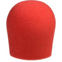 Windtech 300 Series Windscreens 1-3/8 inch Diameter (Red)