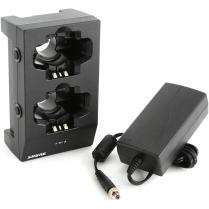 Shure SBC200US Dual-docking Battery Charger with US Power Supply