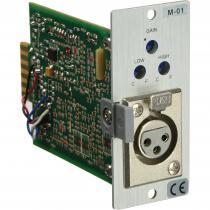 TOA M-01F Microphone Level Input Module (XLRF)