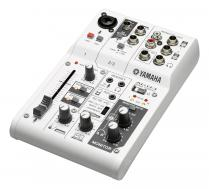 Yamaha AG03 3-Channel Mixer & USB Audio Interface
