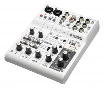 Yamaha AG06 6-Channel Mixer & USB Audio Interface