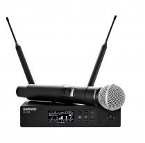Shure QLXD24/SM58 Digital Wireless Handheld Microphone System (G50: 470 - 534 MHz)