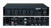 Shure SCM410 4 Channel Automatic Mixer