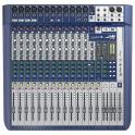 <h5>Soundcraft Signature 16 16-Input Mixer with Effects</h5> 1