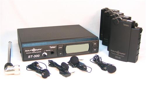 Telex Soundmate 2 Assistive Listening System Pro Audio