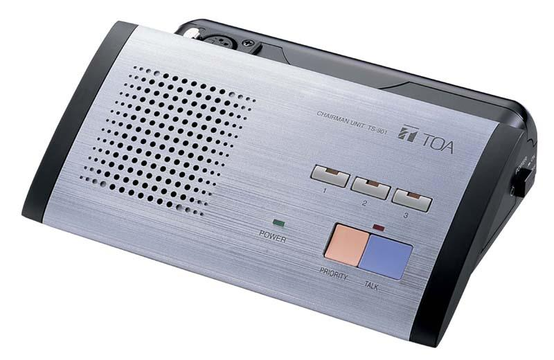 Toa Ts 901 Conference System Pro Audio Superstore
