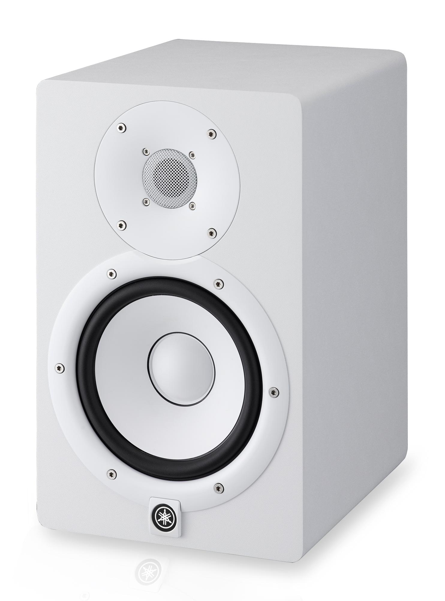 yamaha hs7w 7 white studio monitor pro audio superstore. Black Bedroom Furniture Sets. Home Design Ideas
