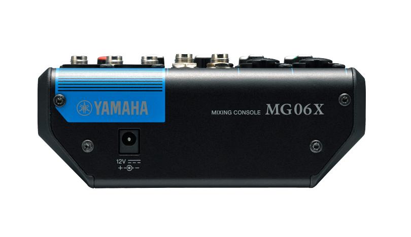 Yamaha Mixer Mgxu
